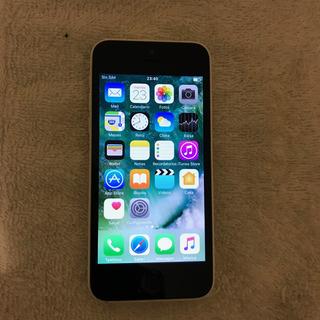 iPhone 5c Blanco 16gb Telcel Estetica 9
