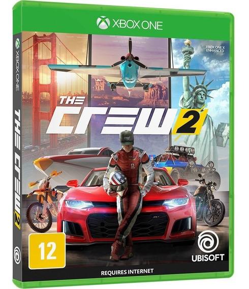 The Crew 2 Mídia Digital Xbox One (primaria)