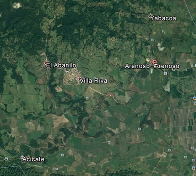 Provincia Duarte Macoris Arenoso 1,200 Tareas