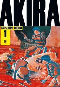 Mangá Akira Volume 1-6 Digital