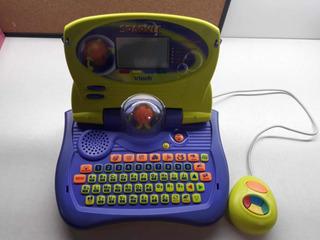 Laptop Vtech Con Juegos Para Niños Y Computadora