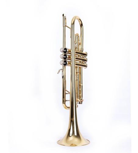 Trompeta Dorada Marca Prelude París Ref. 6418-l