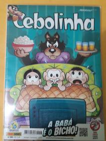 Revista Cebolinha N°16 - A Baba E O Bicho