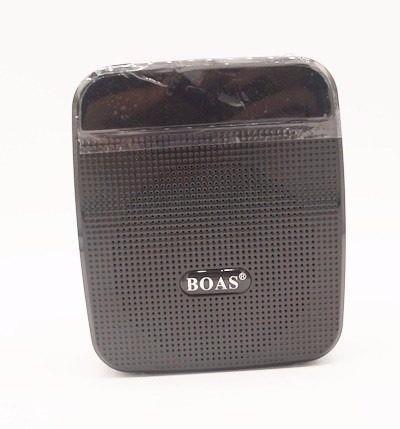Amplificador Voz Megaphone Palestrante Vendas Boas - Preto