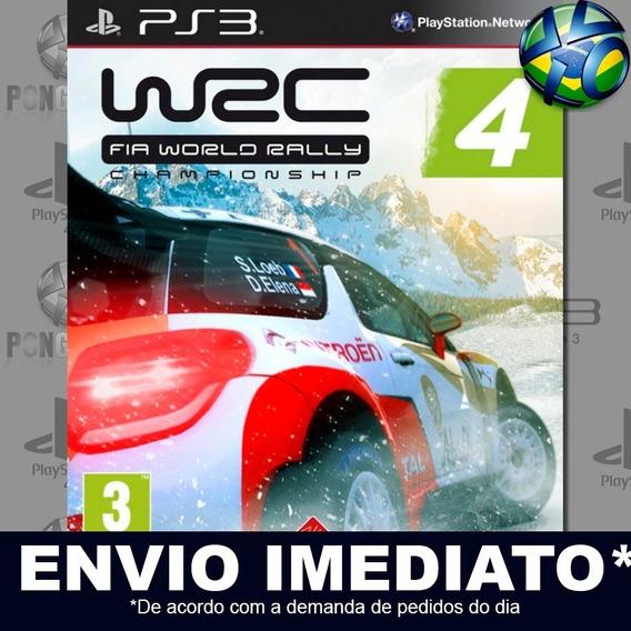 Wrc 4 Fia World Rally Championship Psn Psn Jogo Em Promoção