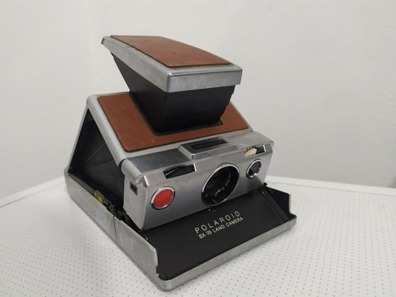 Máquina Fotográfica Polaroid Sx-70 , Land Camera Alpha 1