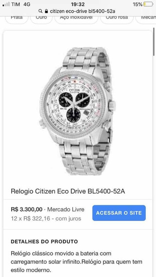 Citizen Eco Drive Bl 5400-52e