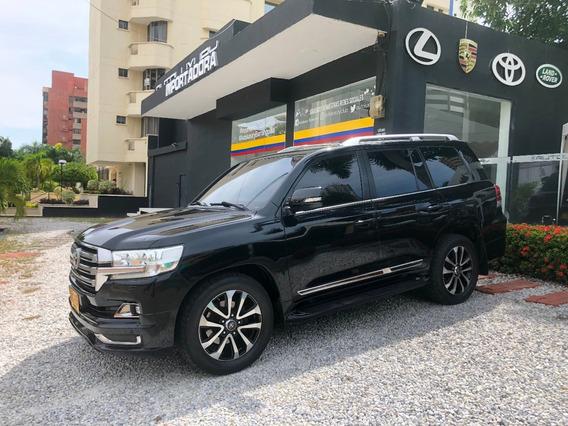 Toyota Sahara Vxl 2017 Blindada 3