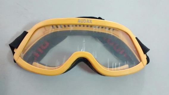 Oculos Cross M Audax Amarelo 11411