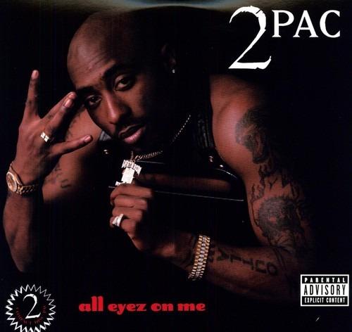 2pac All Eyez On Me Vinilo Lp Us Import