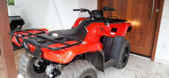 Quadriciculo Honda Fourtrax 420 2019