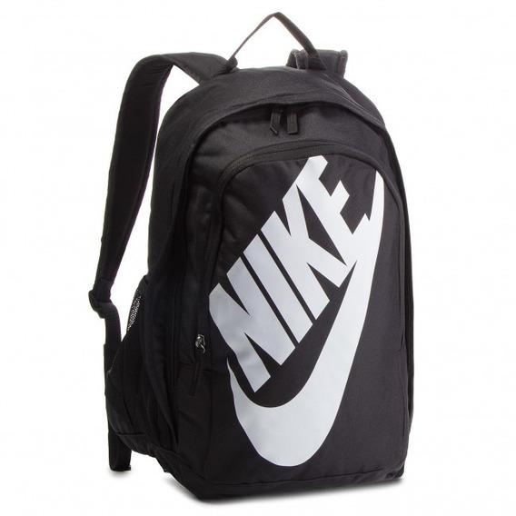 Mochilas Nike Negras Hayward 25l Confortable Reforzada