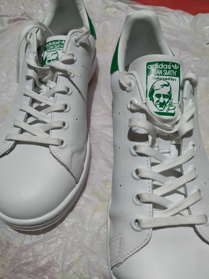 Tênis adidas Stan Smith Branco 38 - Unissex - Original
