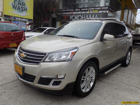 Chevrolet Traverse 3.6