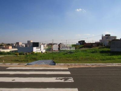 Terreno À Venda No Condomínio Lagos D