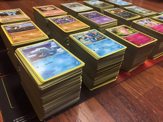 1000 Cartas Pokemon Tcg