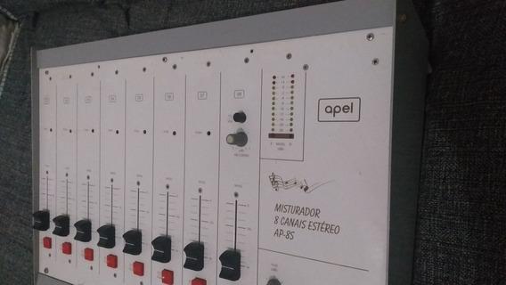 Mesa Console Para Emissoras De Radio