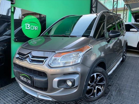 Citroën Aircross 1.6 Glx Flex 4p Manual
