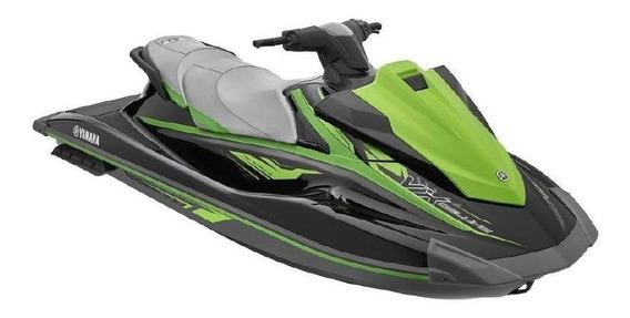 Moto De Agua Yamaha Vx Deluxe 130hp 2020 Oferta Contado!!!