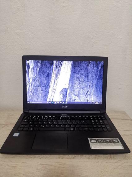 Notebook Acer Aspire 3 Core I3 6a Geração 4gb 1tb Seminovo