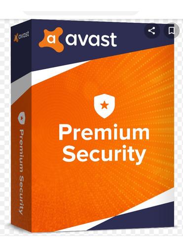 Imagem 1 de 2 de Chave Avast Antivírus Security,pc,celulares E Tabletes