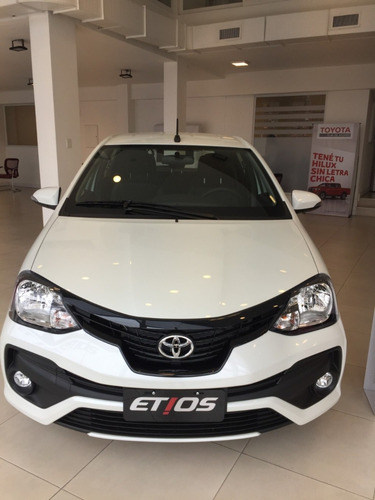 Imagen 1 de 14 de Toyota Etios 1.5 Xls At Reserva De Cupo Mr