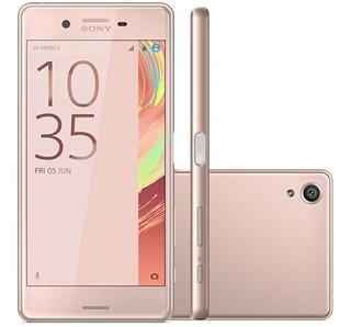 Smartphone Sony Xperia X F5122 64gb 3gb Ram Nf-e   Vitrine