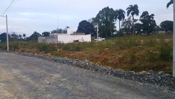 Solar Barato 135 Mts. En Santo Domingo Norte