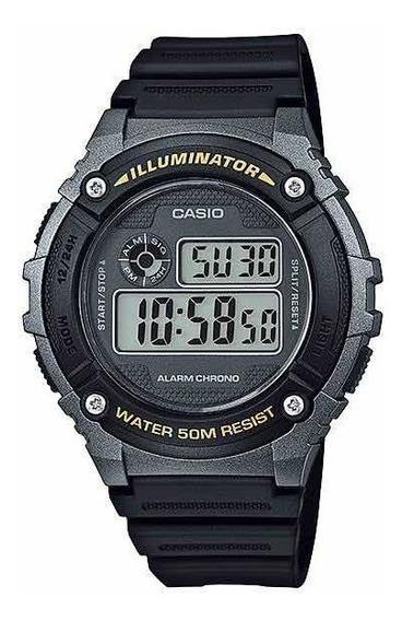 Relógio Masculino Digital Casio Original Com Nota Fiscal