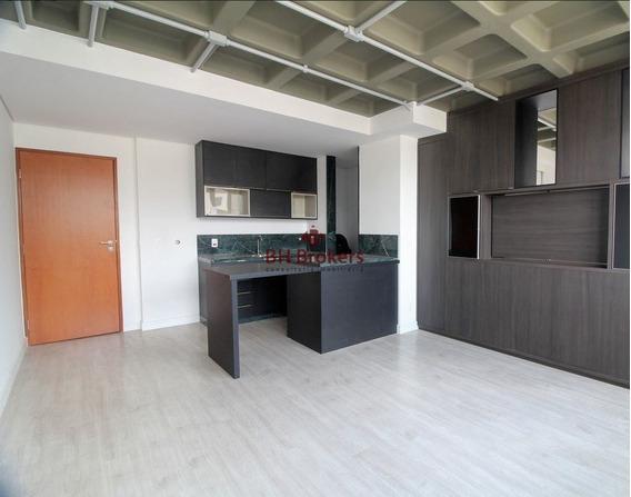 Apartamento - Funcionarios - Ref: 20136 - V-bhb20136
