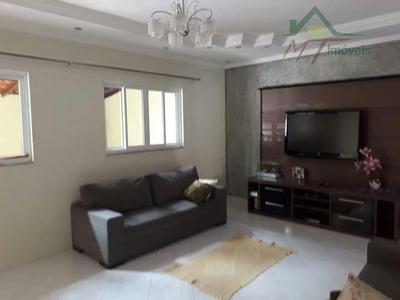 Casa Residencial À Venda, Jardim Macarenko, Sumaré. - Ca0518