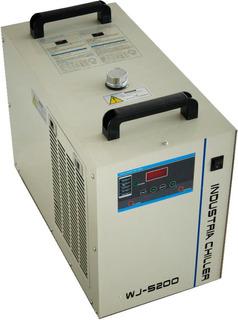 Chiller Wj-5200 Para Máquina De Corte A Laser Co2