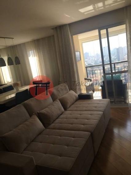 Apartamento Pronto Para Morar Em Vila Firmiano Pinto - 4368
