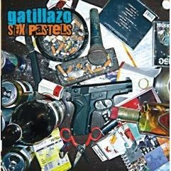 Cd+dvd Gatillazo - Sex Pastels (2009)