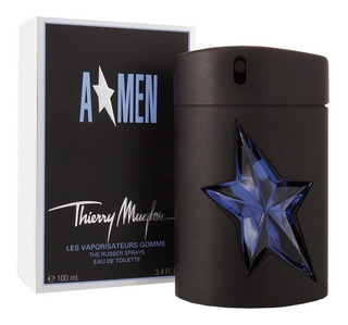 Angel By Thierry Mugler 100 Ml Edt Caballero Refi Rubber