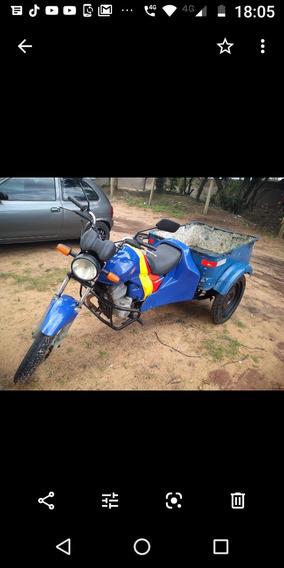 Motocar Triciclo Honda 150cc