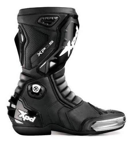 Bota Tecnica Moto Spidi Xp3-s Caña Corta C/ Proteccion