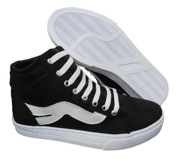 Tênis Sneaker Botinha ! Preço De Fábrica