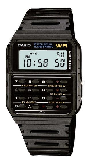 Relogio Casio Digital Databank Ca53w Calculadora Original Nf