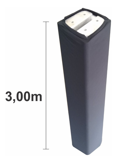 8 Capas Luvas Q20 De 300cm Para Boxtruss