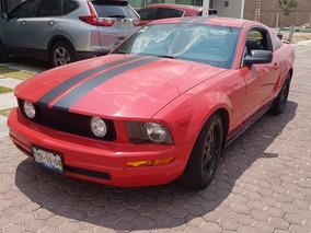 Ford Mustang 4.6 Gt Base 5vel Tela Mt 2008