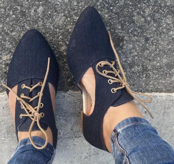 Sapato Oxford Milli