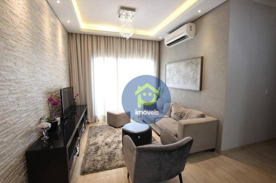 Apartamento Duplex Com 2 Dormitórios À Venda, 143 M² Por R$ 680.000 - Vila Nossa Senhora Do Bonfim - São José Do Rio Preto/sp - Ap5569