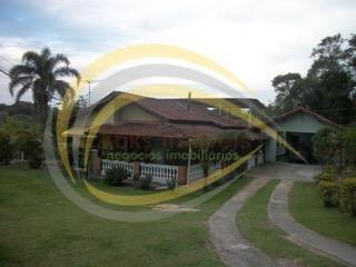 Imagem 1 de 6 de Chácara Com 4 Dormitórios À Venda, 12833 M² Por R$ 1.380.000 - Santana - Cotia/sp - Ch0008