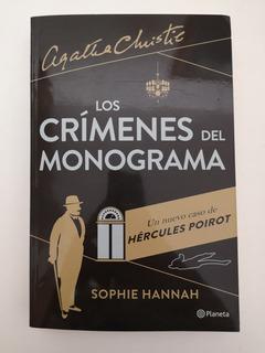 Los Crímenes Del Monograma, Sophie Hannah