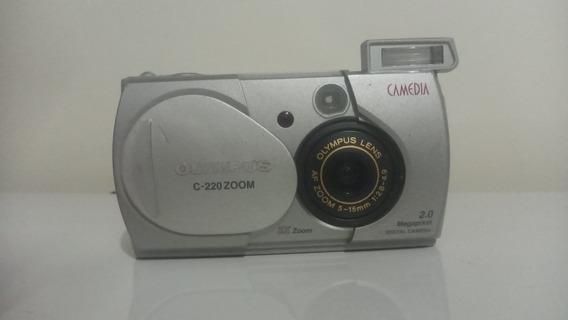Olympus C-220