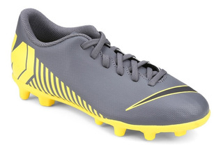 Chuteira Campo Nike Mercurial Vapor 12 Club Fg/mg