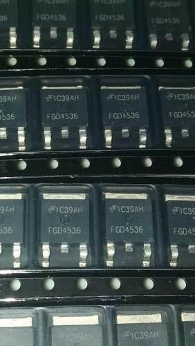 Transistor Fgd4536 To252 - Novo E Original