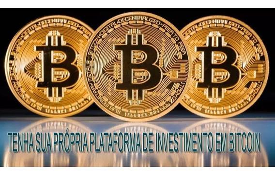 Script Bitcoin Plataforma Php De Investimento