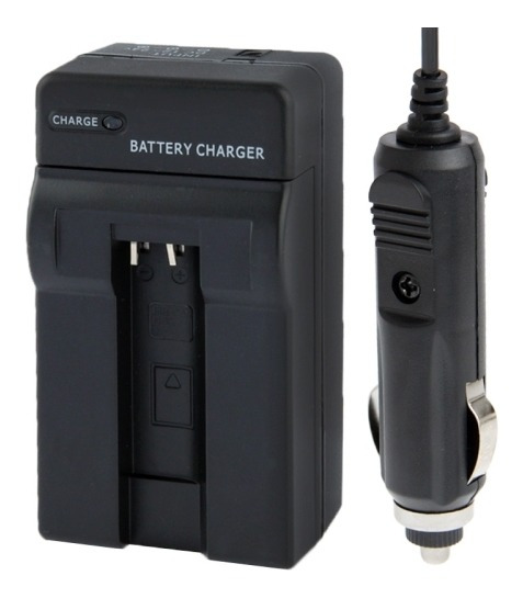Bateria Camara Digital Cargador Para Canon Nb-9l Negro C7zy